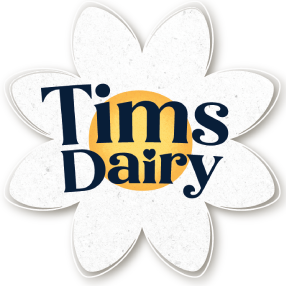 Tims Dairy Logo