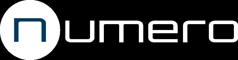 numero logo
